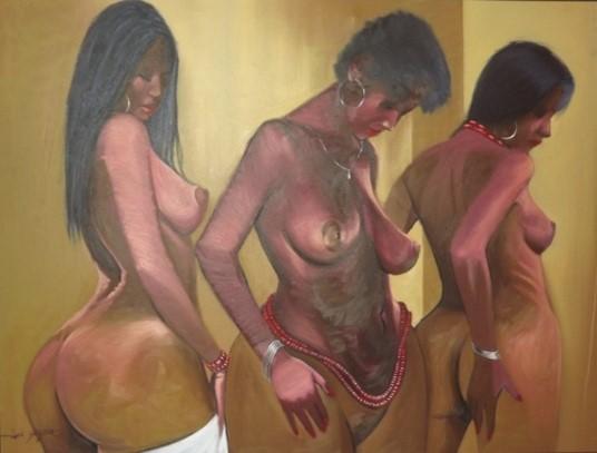 Acrylic on canvas - 45 x 56