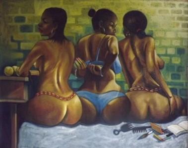 Acrylic on canvas - 46 x 57
