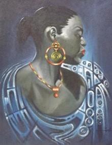 Acrylic on canvas - 27 x 33