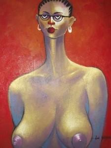Acrylic on canvas - 37 x 28