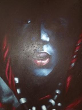 Acrylic on canvas - 35 x 48