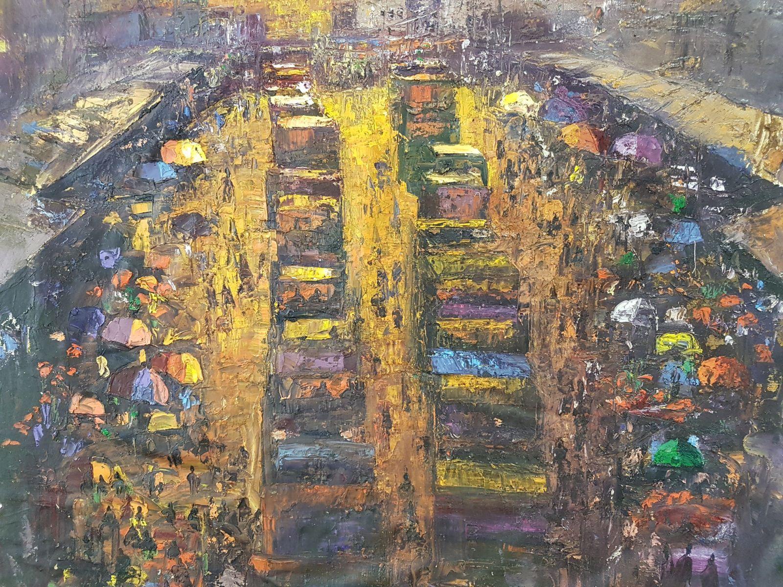 CG0321 Busy Street Ankeli